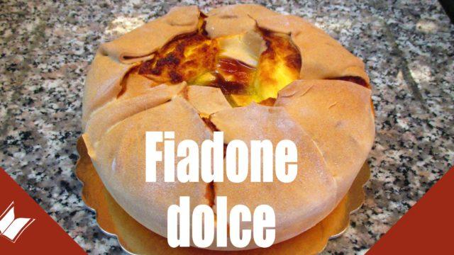 Fiadone dolce abruzzese ricetta originale