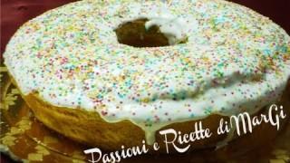 Dolci di Pasqua pugliesi : il pizzo Palumbo