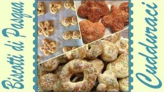 Biscotti di Pasqua i Cudduraci o Cuzzupe calabresi