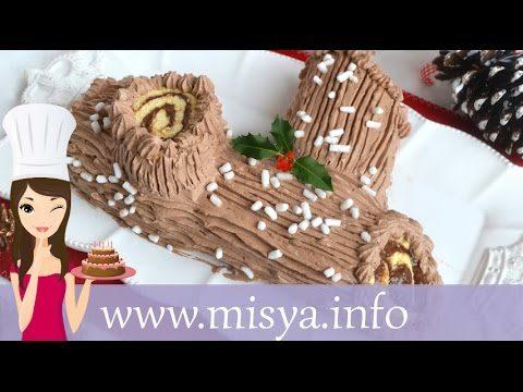 Dolci natalizi: buche de noel