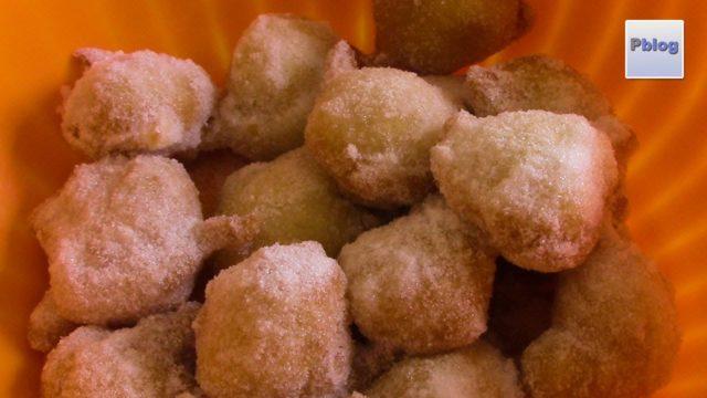 Dolci natalizi siciliani: sfinci