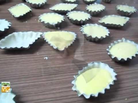 Pastine reali di mandorle ricetta sarda