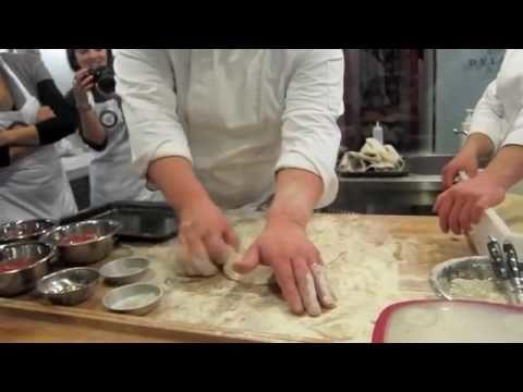 Gabriele Bonci, Lezione di Pizza