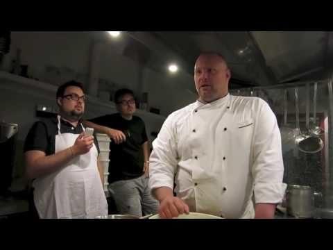 Lezione di Pizza al Formaggio con Gabriele Bonci