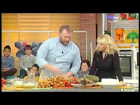 PIzza al Pomodoro videoricetta Bonci
