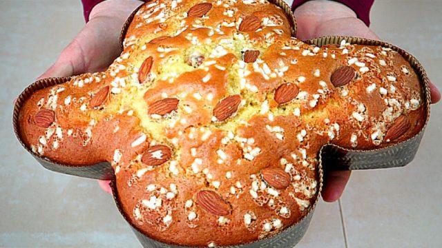 Colomba di Pasqua ricetta veloce senza burro