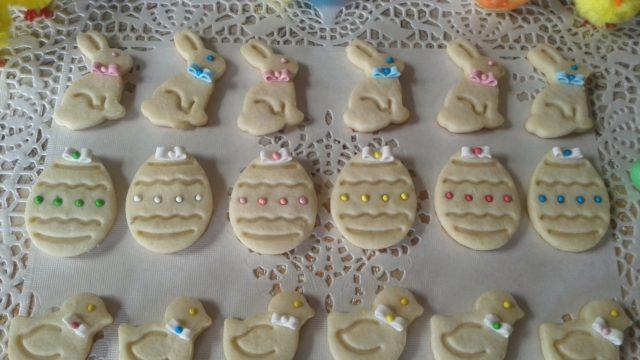 Biscotti per pasqua per bambini