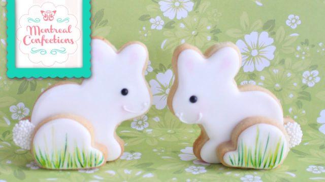 Come fare un biscotto a forma di coniglietto 3D