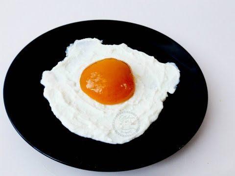 Finto uovo dolce con sopresa