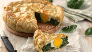 Torta pasqualina ricetta veloce per Pasqua