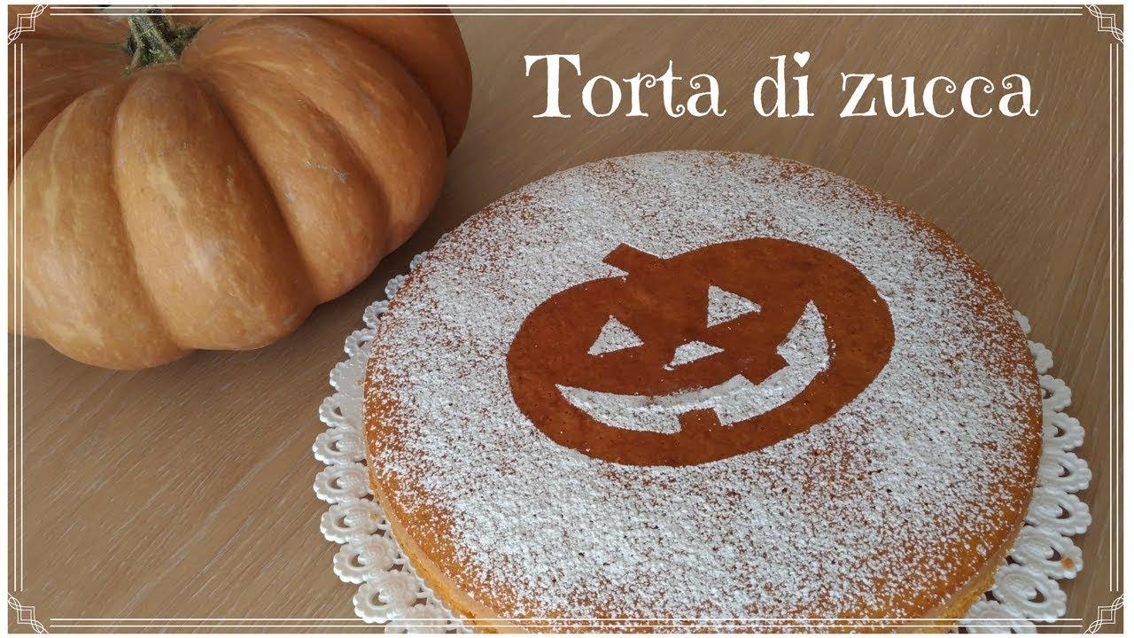 Ricette di Halloween: torta di zucca