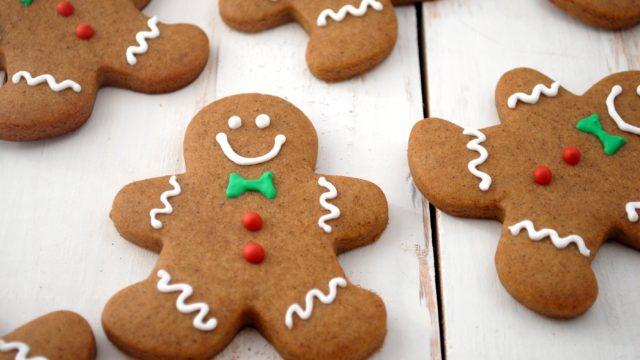 Biscotti di Natale zenzero