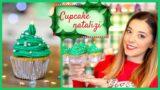 Cupcakes natalizi albero di Natale